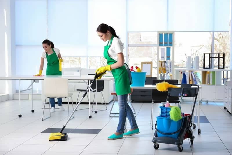 Office Building Cleaning Services in Toronto